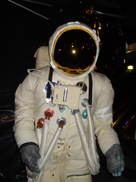 space suit labeled - photo #31