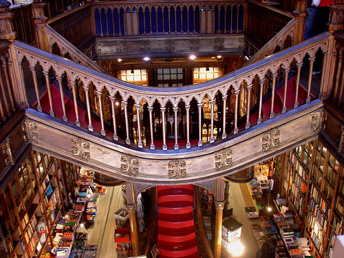 The 3rd most beautiful bookshop of the world! | by stukinha