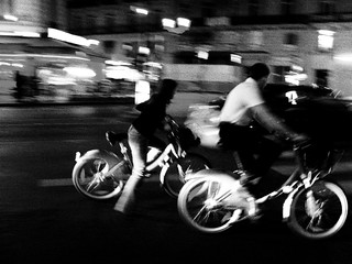 Paris Bike Culture - Cycling Sociably | by Mikael Colville-Andersen