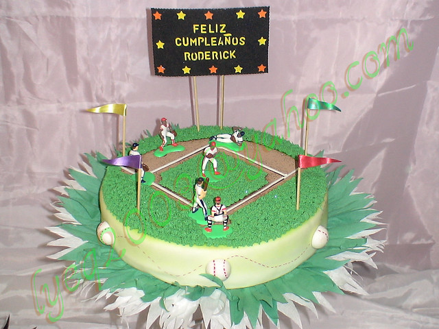 Tortas Infantiles Decoradas De Beisbol   Tima Blog