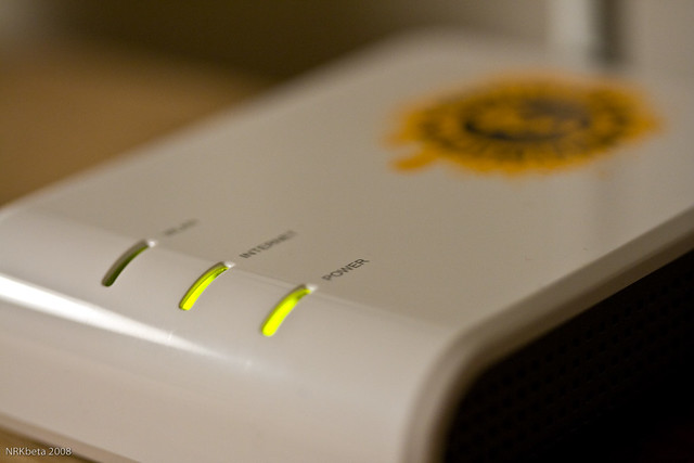 FON Wireless Router