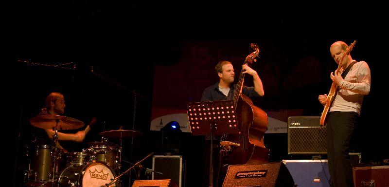 Wolfgang Muthspiel Trio