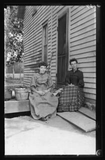 Della M. and Bertha M. Cotton | by Special Collections & University Archives (ISU)