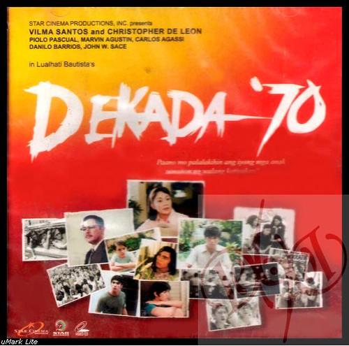 dekada 70 novel