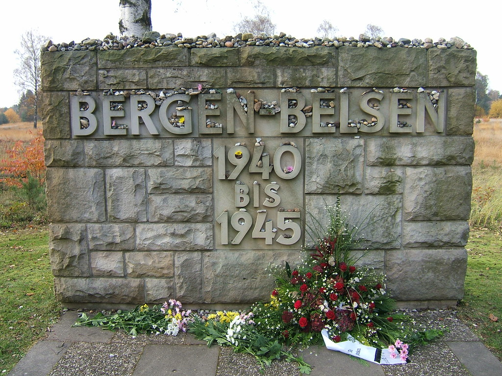 Bergen-Belsen Memorial 2007 | Flickr - Photo Sharing!: https://www.flickr.com/photos/wordridden/sets/72157602821819662