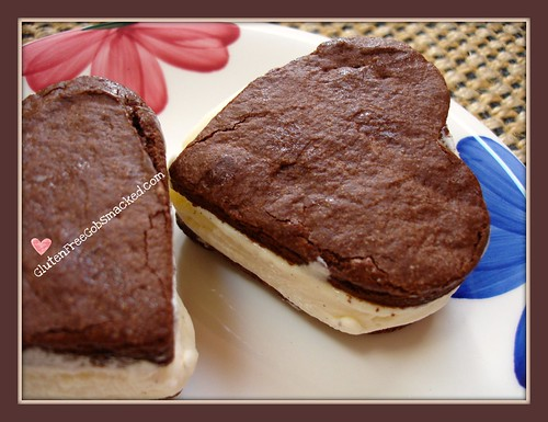 GF:  Homemade Ice Cream Sandwiches | by Kate Chan