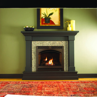 Heat&Glo_SL750TRSFireplace_GasSingleSided | by HeatandGlo