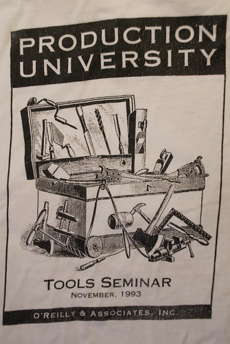 Production University Tools Seminar | by Norm Walsh