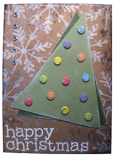 Happy Christmas tree | by Lauren Manning
