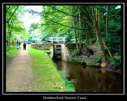Huddersfield Narrow Canal | by Ardent Photography