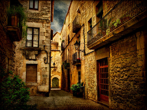 Streets of Girona (XIII) | by ToniVC