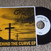 Cross Laws: Behind the Curve test pressing