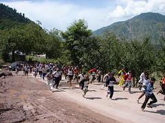 Race at kawai, Mountain Marathon Pakistan by Dr. Shahid-Burewala Trekkerz (What Next)