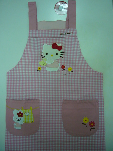 Hello Kitty Apron | by Tan Charlene