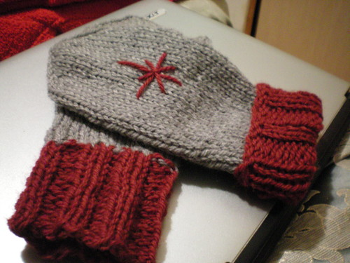 snowflake mittens 3 | by frenchnewwave