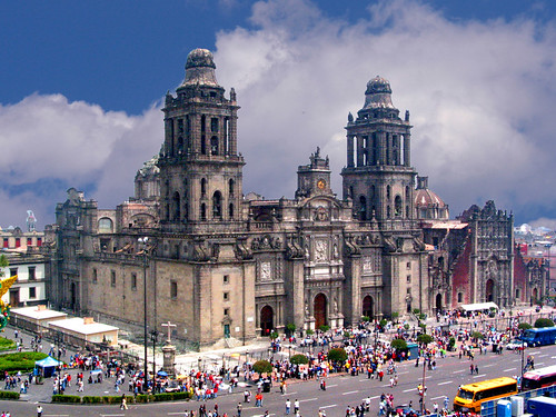 Mexico City Catedral | by joe.routon