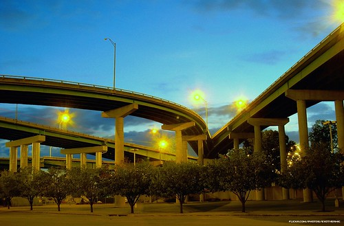 Convergence of Elevated Roadways