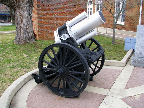 Cannon @ Overton Co. Courthouse