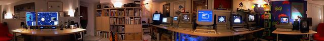 "panorama of the ""Byte Cellar"""