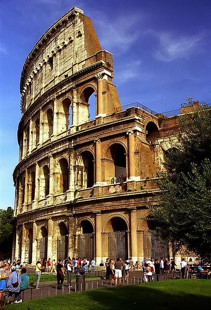 Rome - Roman Coliseum