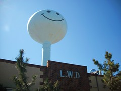 Longport, New Jersey water tower by davensuze (Seriously, I'm not Ted Raynor)