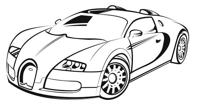 yahoo coloring pages race cars - photo #14
