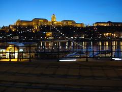 Royal Palace em Buda by nadjones