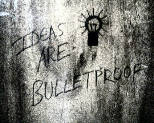 Ideas r Bulletproof | by ieshraq