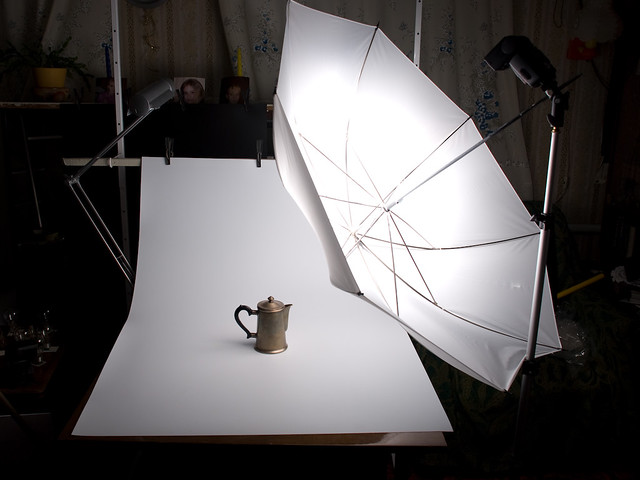 Как сделать свет для фотографии