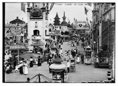 Coney Island, in Luna Park  (LOC) | by The Library of Congress