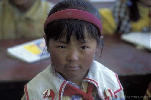 Young student. China | by World Bank Photo Collection