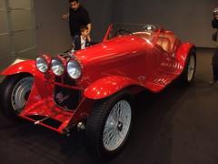 1932 Alfa Romeo 8C 2300 Spider Corsa Zagato by Davydutchy
