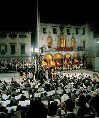 Concert in Dubrovnik, Croatia | by valamar.croatia