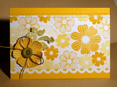Yellow flowers by Tina (julmat)