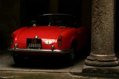 Alfa Romeo - Spider by Pouria Mahrouyan