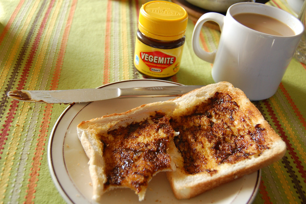 Vegemite Breakfast