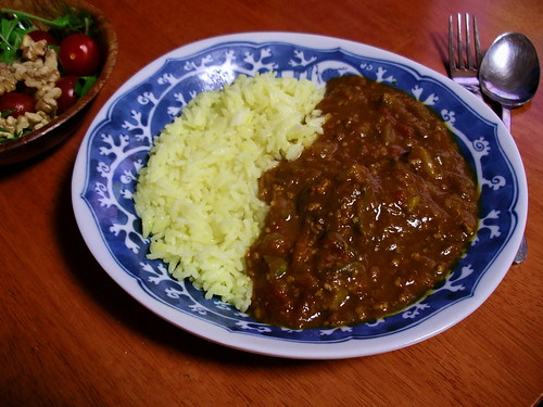 Double meat curry | by Blue Lotus