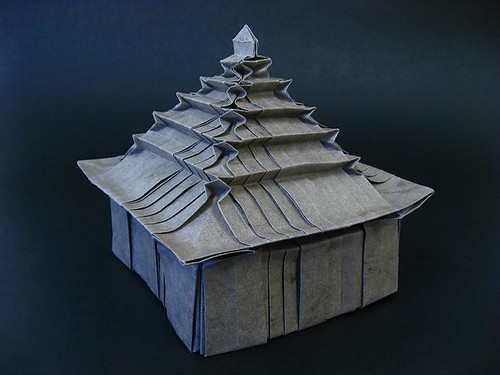 House | by MABONA ORIGAMI