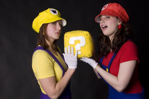 Mario Girls 3 | by Meagan.Marie