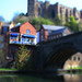 durham bridge tilt-shift
