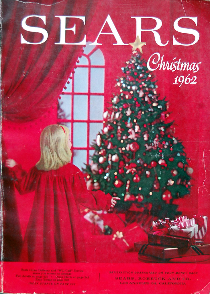 Sears Christmas Book