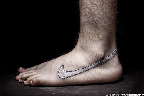 Nike Foot | by joshuahoffmanphoto