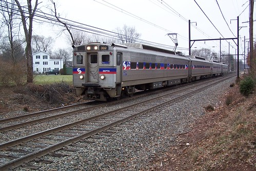 Philadelphia Commuter Rail | by jpmueller99