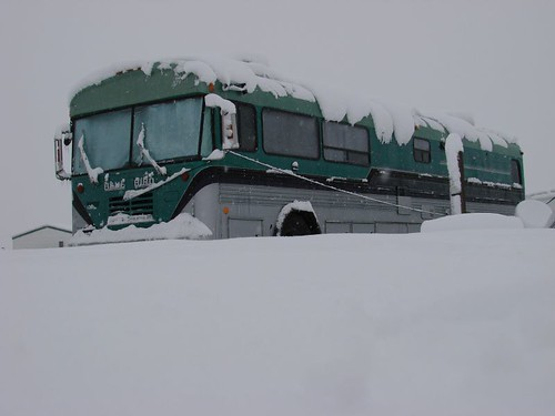 Snow Bus | by jakesmome