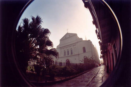 french quarter fisheye | by Doubletee