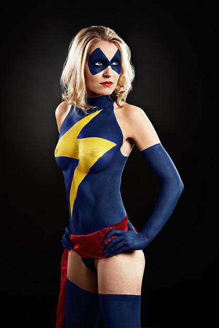 голые супергерои фото