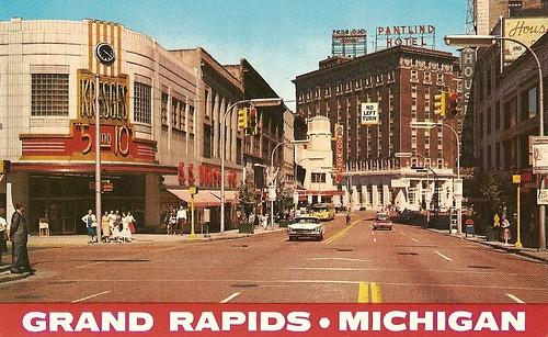 Antique lighting grand rapids mi : Vintage storefront design s flickr photo sharing