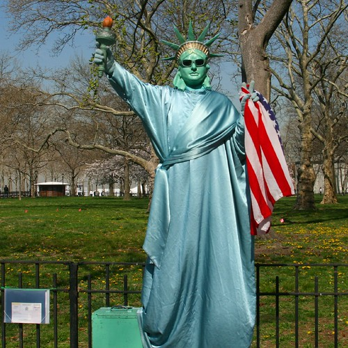Not The Real Statue of Liberty | by Sandman5