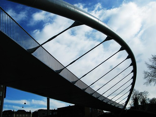 Another Bicycle Bridge | by Mikael Colville-Andersen