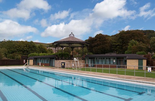 Hathersage Open Air Heated Swimming Pool Camera Does Lie Flickr